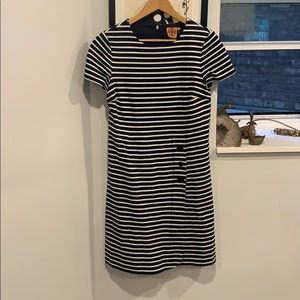 Adorable Nautical Inspired Tory Burch Dress